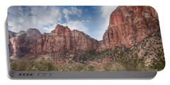 Descent Into Zion Portable Battery Charger