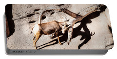 Desert Bighorn Ram Portable Battery Charger