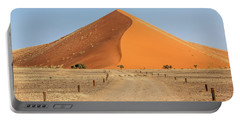Desert Dune Portable Battery Charger