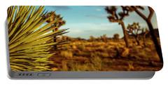 Desert Fan Portable Battery Charger