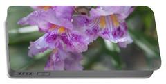Desert Flowers Portable Battery Charger