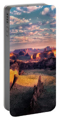 Desert Glow   Portable Battery Charger