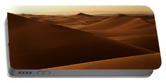 Desert Impression Portable Battery Charger