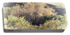 Desert Ironwood Afternoon Portable Battery Charger