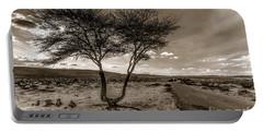 Desert Landmarks  Portable Battery Charger