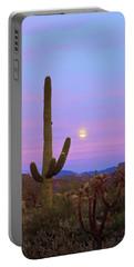 Desert Moon Portable Battery Charger