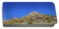 Desert Mountaintop Portable Battery Charger