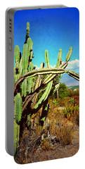 Desert Plants - Westward Ho Portable Battery Charger