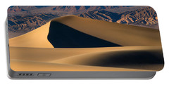 Desert Sand Portable Battery Charger