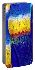 Portable Battery Charger featuring the photograph Desert Sky 1 by Paul Wear