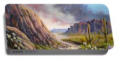 Desert Storm Portable Battery Charger