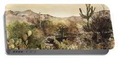 Desert Walk Portable Battery Charger