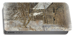 Deserted Country Home Portable Battery Charger
