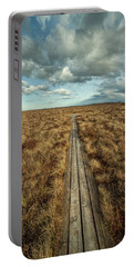 Deserted Portable Battery Charger by Mike Santis