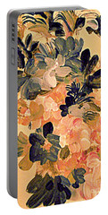 Designing Flowers Portable Battery Charger
