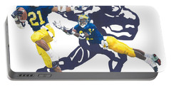 Desmond Howard - Hello Heisman Portable Battery Charger