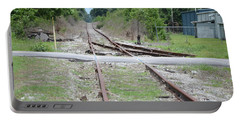 Desolate Rails Portable Battery Charger