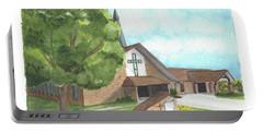 De Soto Baptist Church Portable Battery Charger