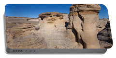 Portable Battery Charger featuring the photograph Destination Hoodoos by Fran Riley