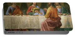 Detail From The Last Supper Portable Battery Charger
