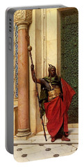 Deutsch Ludwig A Nubian Guard Portable Battery Charger