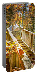 Devil's Kettle Stairway Portable Battery Charger