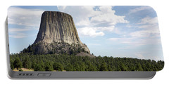 Devils Tower National Monument Portable Battery Charger