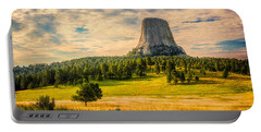 Devil's Tower - The Other Side Portable Battery Charger