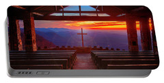Devine Sunrise Portable Battery Charger
