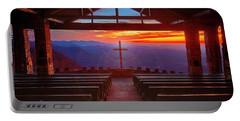 Devine Sunrise Portable Battery Charger