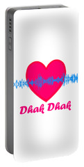 Dhak Dhak Portable Battery Charger