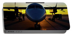 Dhc-8-300 Refueling Portable Battery Charger