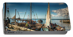 Dhow Sailing Boat Portable Battery Charger