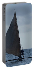 Dhow Wooden Boats In Sail Portable Battery Charger