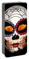 Dia De Los Muertos Portable Battery Charger