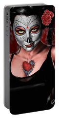 Dia De Los Muertos The Vapors Portable Battery Charger