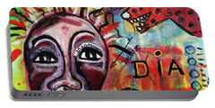 Dialogue Between Red Dawg And Wildwoman-self Portable Battery Charger