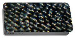 Portable Battery Charger featuring the photograph Diamond Lights by Greg Collins