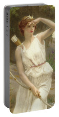 Diana, The Huntress Portable Battery Charger