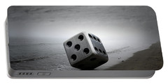 Dice Portable Battery Charger