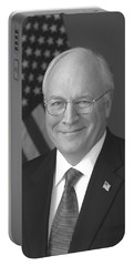 Dick Cheney Portable Battery Chargers
