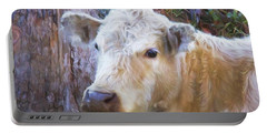 Did Someone Say Milk? Portable Battery Charger