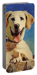 Did Someone Say Treat? Portable Battery Charger