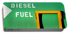 Diesel Green Portable Battery Charger