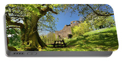 Dinefwr Castle Portable Battery Charger