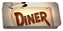 Diner Portable Battery Charger