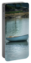 Portable Battery Charger featuring the photograph Dinghy by Guy Whiteley