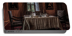 Dining Room In Castle Doorwerth Portable Battery Charger