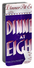 Dinner At Eight Portable Battery Charger