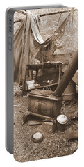 Portable Battery Charger featuring the photograph Dinner Will Have To Wait by Marie Neder